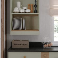 Burleigh painted Mussel, from Riley James Kitchens Stroud
