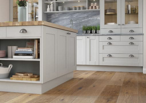 The Kemble Shaker kitchen, cameo 2 from Riley James Kitchens Gloucestershire