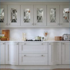 Malaborough Light Grey Cameo 2 - from Riley James Kitchens Gloucestershire
