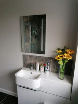 Cam Bathroom - Tavistock Match Furniture, Gloss White 2 - from Riley James Bathrooms Stroud