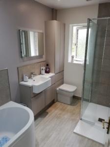 Riley James Bathrooms - Stonehouse Ensuite Installation 1