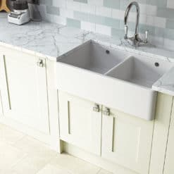 The Burleigh Shaker Kitchen, from Riley James Kitchens Gloucestershire