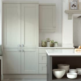 The Kemble Shaker kitchen, from Riley James Kitchens Gloucestershire