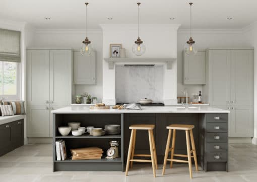 The Kemble Kitchen, from Riley James Kitchens Gloucestershire