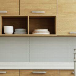 The Tetbury Kitchen - Light Oak - Bespoke Kitchens Gloucestershire - Riley James Kitchens Stroud