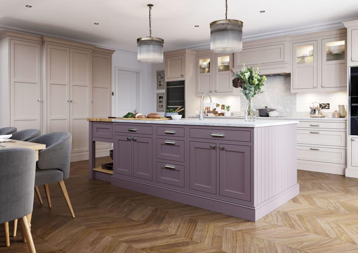 The Bibury Inframe Kitchen - By Riley James Kitchens ...