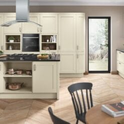Burleigh Kitchen - Ivory - Riley James Kitchens Gloucestershire
