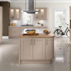 Burleigh Kitchen - Stone - Riley James Kitchens Gloucestershire