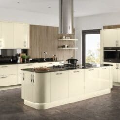 Cerney Gloss - Ivory - from Riley James Kitchens