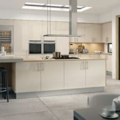 Cerney Gloss - Stone - from Riley James Kitchens