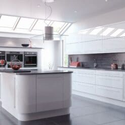 Cerney Gloss - White - from Riley James Kitchens