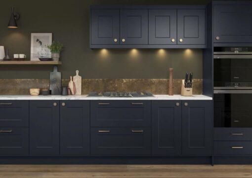 Cherington Slate Blue - from Riley James Kitchens Stroud