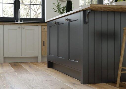 Cherington Graphite & Light Grey - from Riley James Kitchens Stroud
