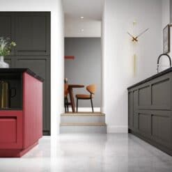 Haresfield Graphite and Chicory Red_Cameo 3_ - By Riley James Kitchens, Gloucestershire