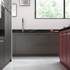 Haresfield Graphite and Chicory Red_Cameo 4_ - By Riley James Kitchens, Gloucestershire