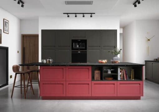 Haresfield Graphite and Chicory Red_Main Shot_ - By Riley James Kitchens, Gloucestershire