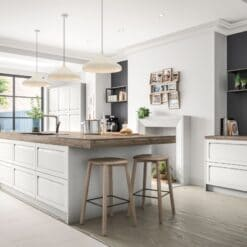 Haresfield Light Grey_Cameo 2_ - By Riley James Kitchens, Gloucestershire