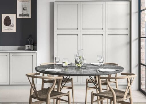 Haresfield Light Grey_Cameo 3_ - By Riley James Kitchens, Gloucestershire