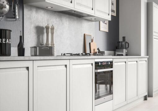 Haresfield Light Grey_Cameo 4_ - By Riley James Kitchens, Gloucestershire