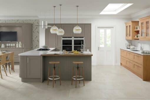 Malborough - Brown Grey - by Riley James Kitchens