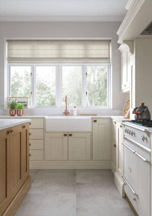 Malborough Light Oak and Ivory_Cameo 2 - by Riley James Kitchens