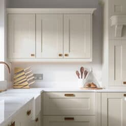 Malborough Light Oak and Ivory_Cameo 4 - by Riley James Kitchens
