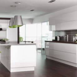 The Siddington Gloss in White from Riley James, Gloucestershire
