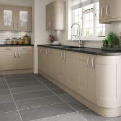 Tewkesbury shaker Kitchen - Painted Dakar, from Riley James Kitchens Gloucestershire
