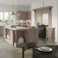 The Woodchester Kitchen, Stone Grey - Riley James Kitchens, Gloucestershire