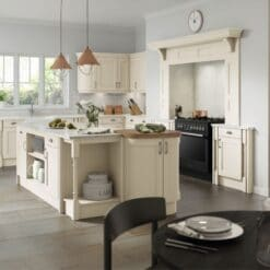 The Woodchester Kitchen, Chalkstone - Riley James Kitchens, Gloucestershire