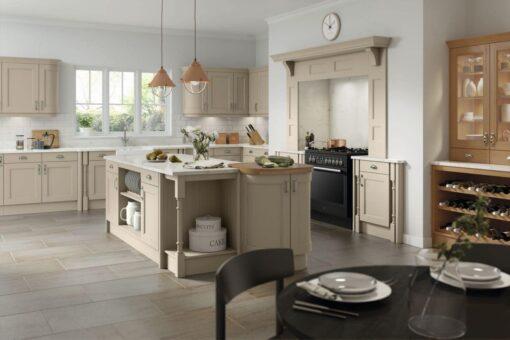 The Woodchester Kitchen, Dakar - Riley James Kitchens, Gloucestershire