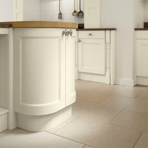 The Woodchester Kitchen, Ivory - Riley James Kitchens, Gloucestershire
