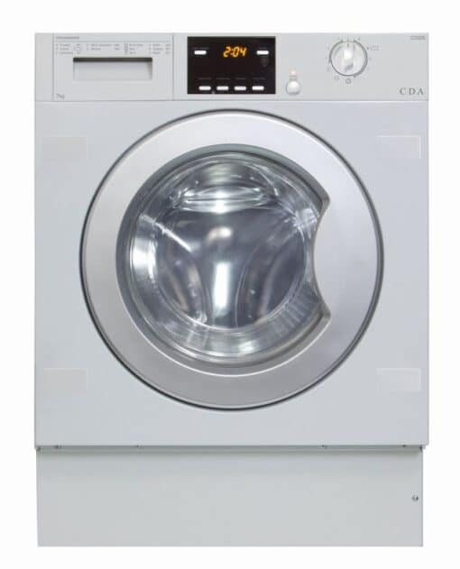 CDA CL326 Integrated 7kg Washing Machine - available from Riley James Kitchens, Gloucestershire