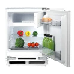 CDA FW254 Integrated Under Counter Refrigerator With Freezer Box - available from Riley James Kitchens, Gloucestershire