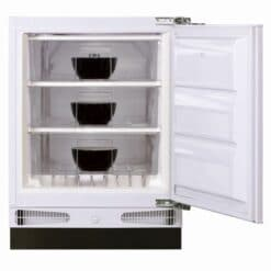 CDA FW381 Integrated Under Counter Freezer - available from Riley James Kitchens, Gloucestershire