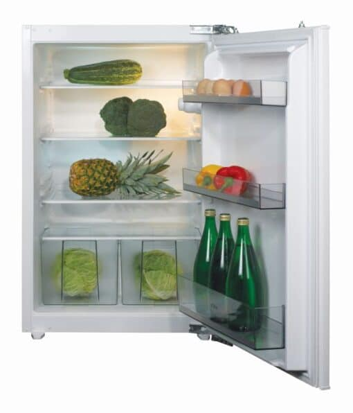 CDA FW422 Integrated Under Counter Refrigerator With Freezer Box - available from Riley James Kitchens, Gloucestershire
