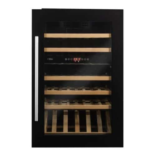 CDA FWV902BL Wine Cooler - available from Riley James Kitchens, Gloucestershire