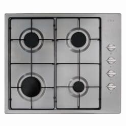 CDA HG6151SS Gas Hob - available from Riley James Kitchens, Gloucestershire