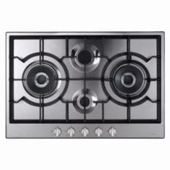 CDA HG7501SS Gas Hob - available from Riley James Kitchens, Gloucestershire