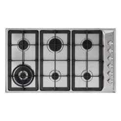 CDA HG9321SS Gas Hob - available from Riley James Kitchens, Gloucestershire