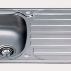CDA KA20SS Sink - available from Riley James Kitchens, Gloucestershire