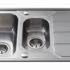 CDA KA32SS Sink - available from Riley James Kitchens, Gloucestershire