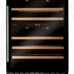 CDA FWC604BL Wine Cooler - available from Riley James Kitchens, Gloucestershire