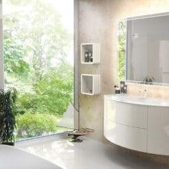 Calypso Collection One Bathroom Furniture