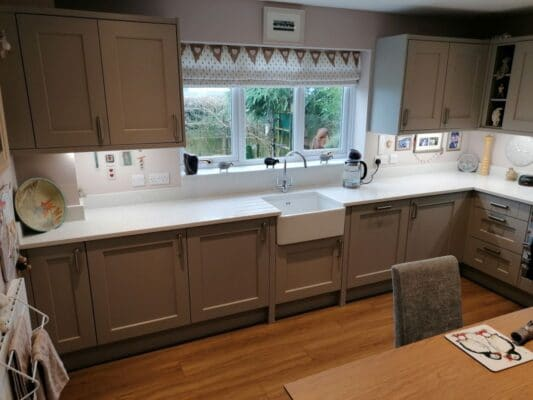 Woodchester Stone Install Jan 2021 - 2