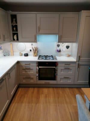 Woodchester Stone Install Jan 2021 - 1
